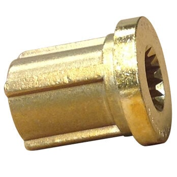 Michigan Wheel Drive Adapter For Evinrude/Johnson Outboards