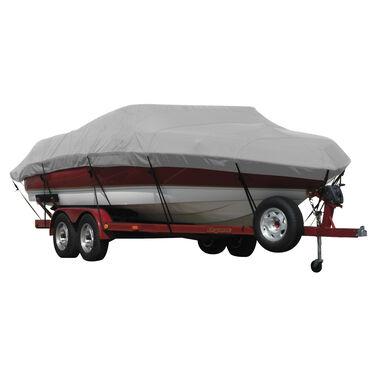 Exact Fit Covermate Sunbrella Boat Cover for Alumacraft 190 Trophy  190 Trophy W/Port Minnkota Troll Mtr O/B