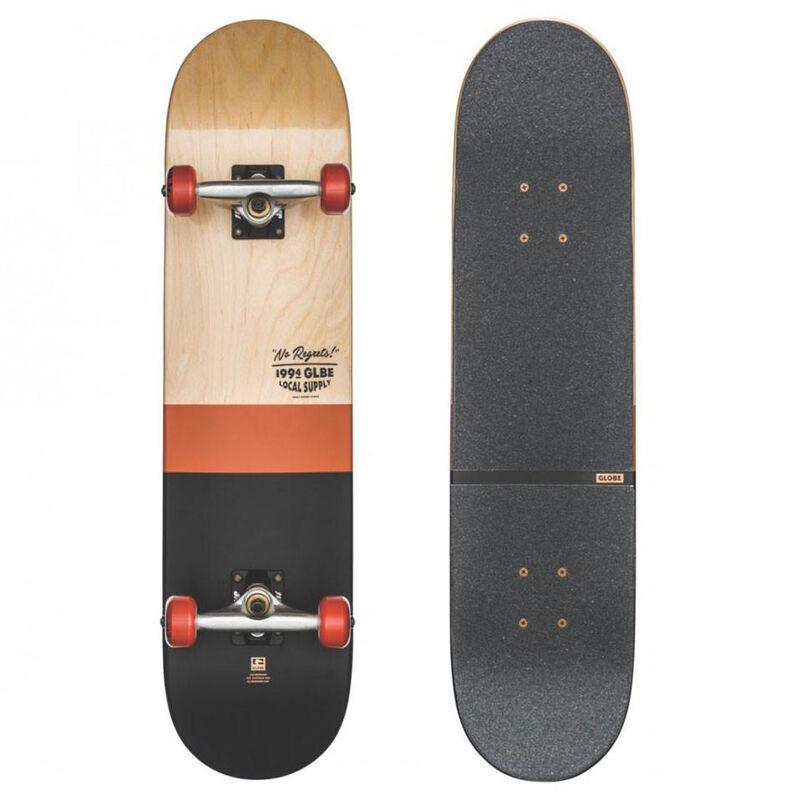 Globe G2 Half Dip Skateboard image number 2