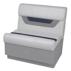 "Toonmate Designer Pontoon 27"" Wide Bench Seat Top"