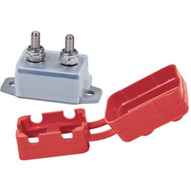 Blue Sea Systems Marine-Grade Short Stop Circuit Breaker, 25 Amp