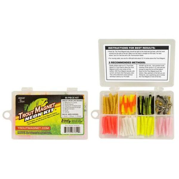 Leland's Trout Magnet Neon Kit