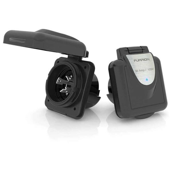 Furrion 30A Marine Power Smart Inlet