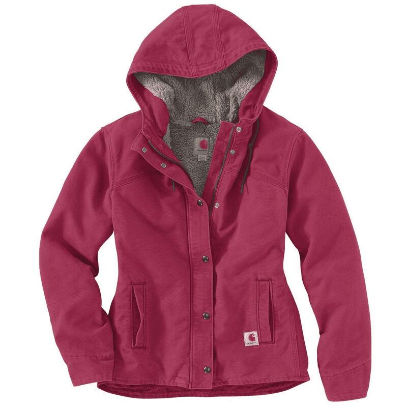 Carhartt Women's Sandstone Berkley Jacket image number 4