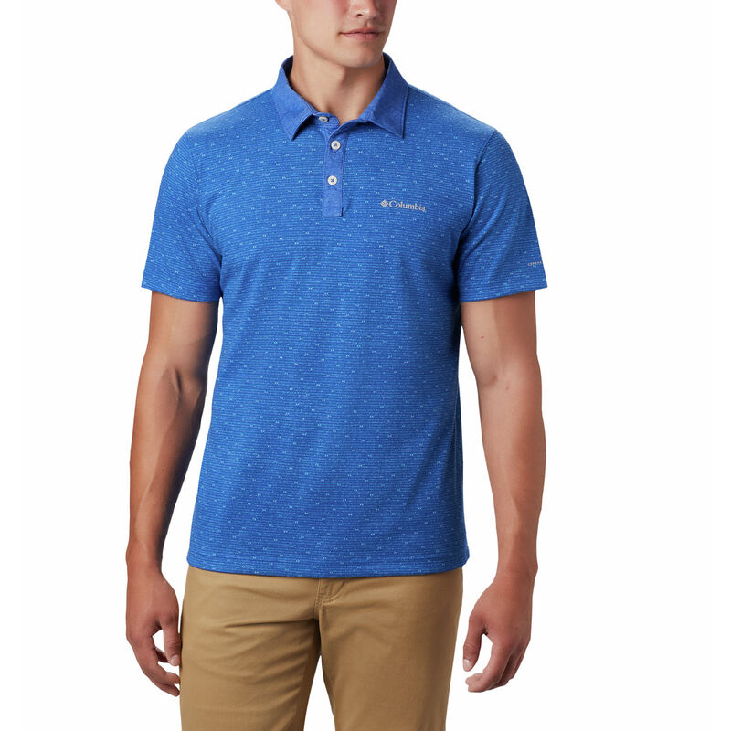 Columbia Men's Thistletown Park Short-Sleeve Polo image number 1