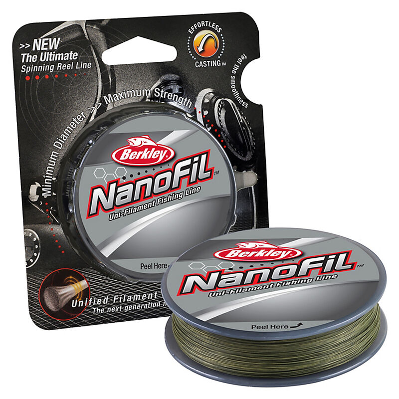 Berkley NanoFil Uni-Filament Line image number 3