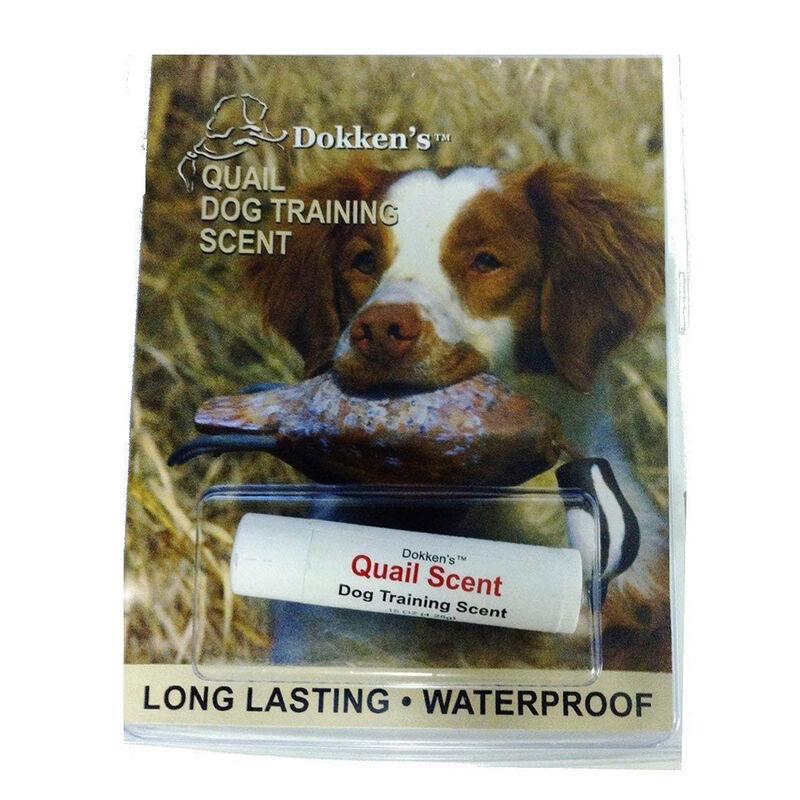 Dokken Dog Training Scent Wax, Quail image number 2
