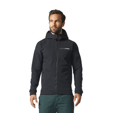 Adidas Men's Terrex Climaheat Ultimate Fleece Jacket