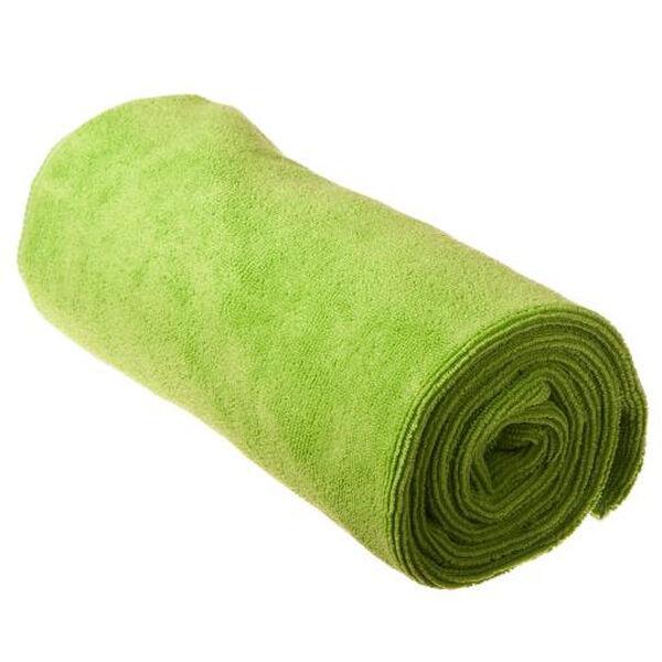 Sea to Summit Pocket Towel, Lime, Extra Large