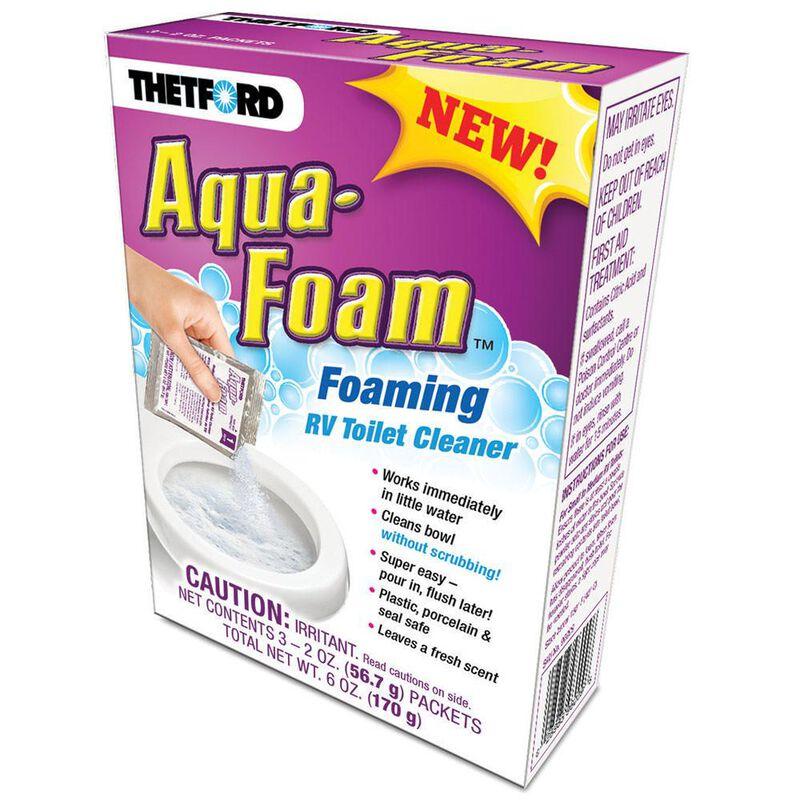 Aqua-Foam Toilet Cleaner image number 1
