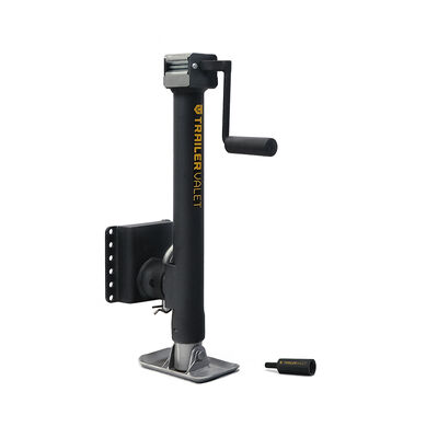 Trailer Valet JX5-S Manual Side-Mount Trailer Jack, 5,000-lb.