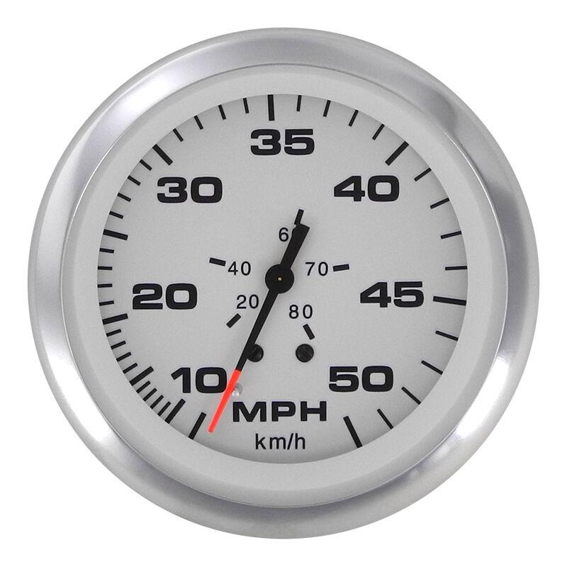 """Sierra Lido 3"""" Speedometer, 50 MPH image number 1"""