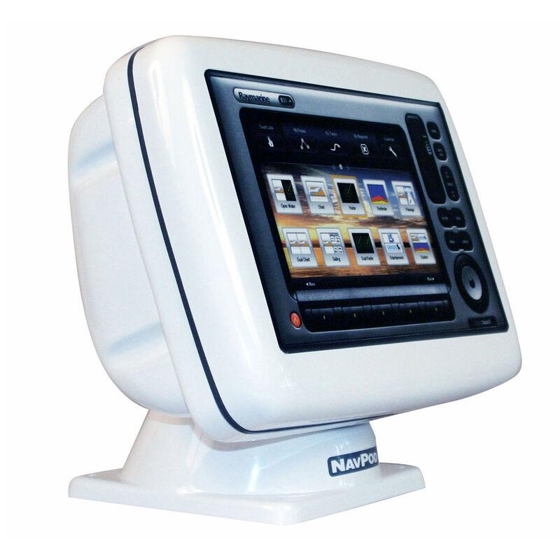 NavPod Power Pod Electronic Box For Raymarine C90W image number 1