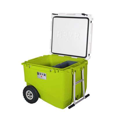 RovR RollR 80-Qt. Cooler, Moss