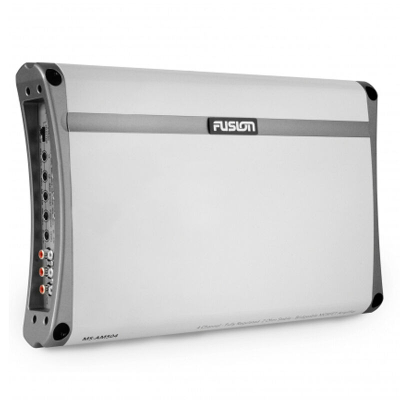 Fusion MS-AM504 Four-Channel Marine Amplifier image number 1