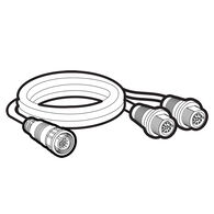 Humminbird 14M Side-Image Left/Right Splitter Cable For SOLIX Series
