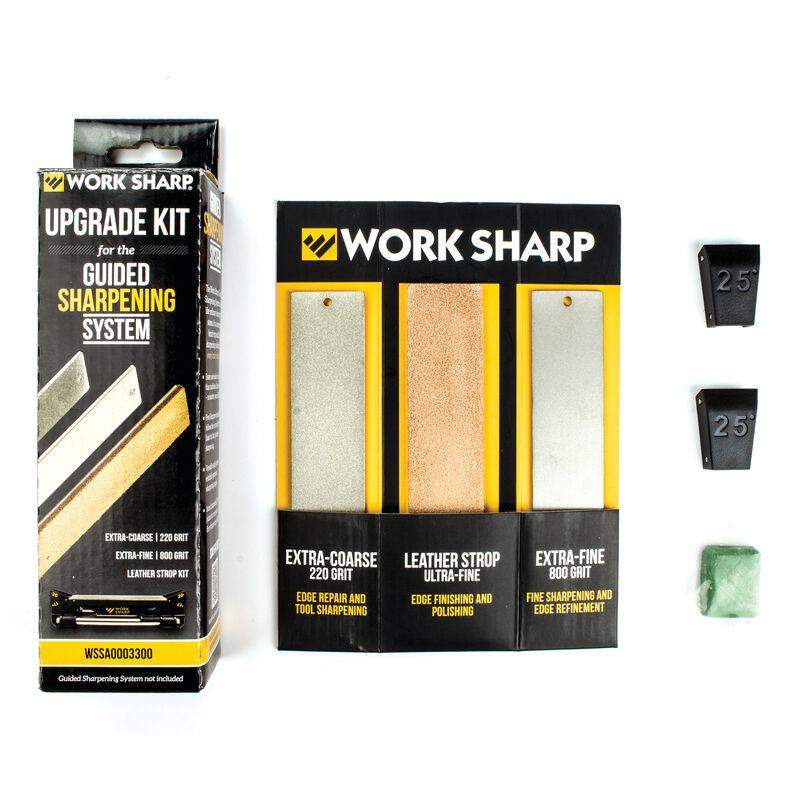 Work Sharp Guided Sharpening System Upgrade Kit image number 1