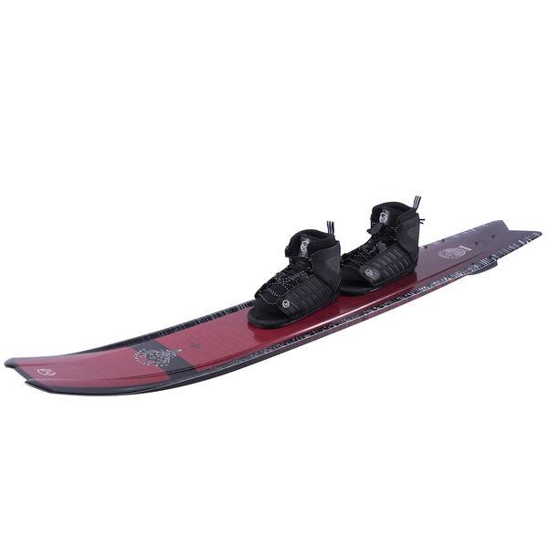 HO Men's Hovercraft Slalom Waterski With Double Freemax Bindings