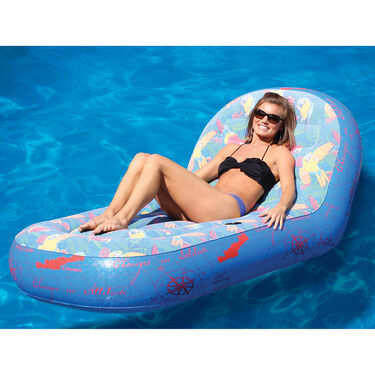 Margaritaville Comfort Top Oversized Single Lounger