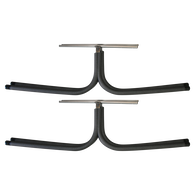 Calfin Double Ceiling-Mount Stand-Up Paddleboard Rack, Pair