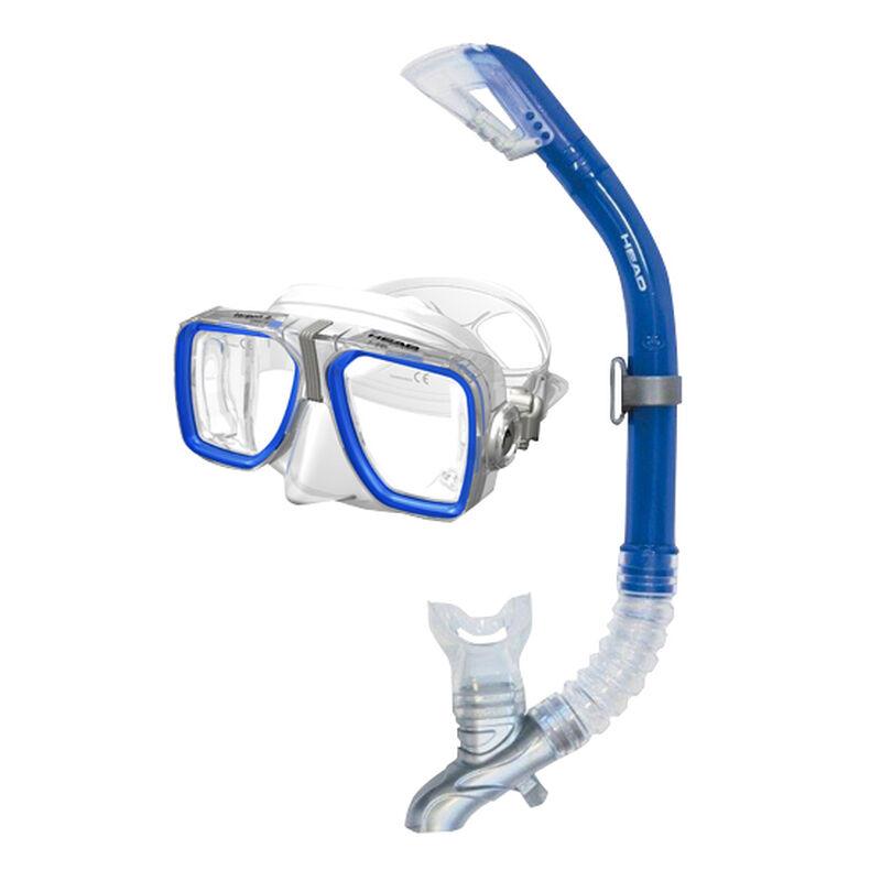 Head Tarpon Mask/Barracuda Snorkel Set image number 2