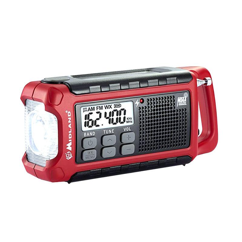 Midland ER200 Emergency Crank Radio image number 1
