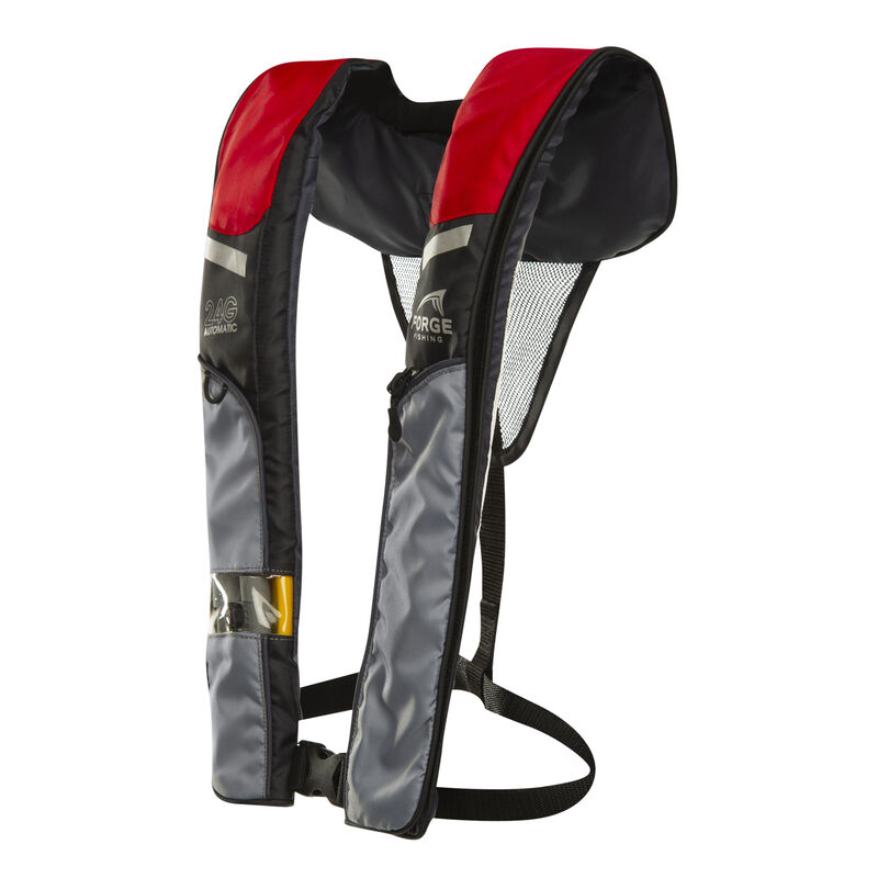 Forge Fishing 1H Slimline Automatic PFD image number 4