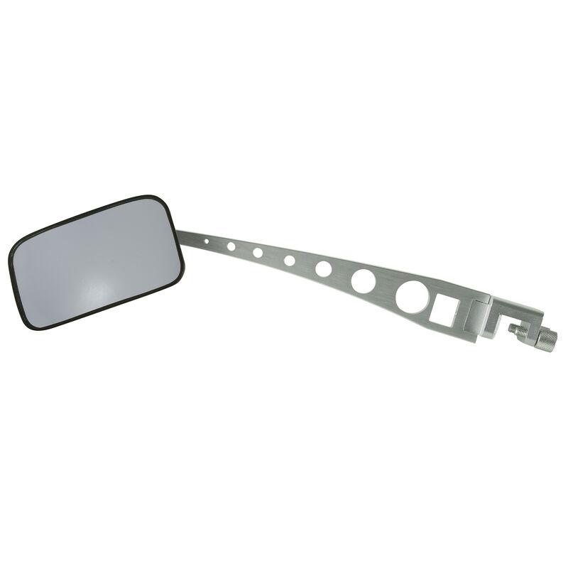 JIF Pontoon Mirror With Clamp-On Bracket image number 1