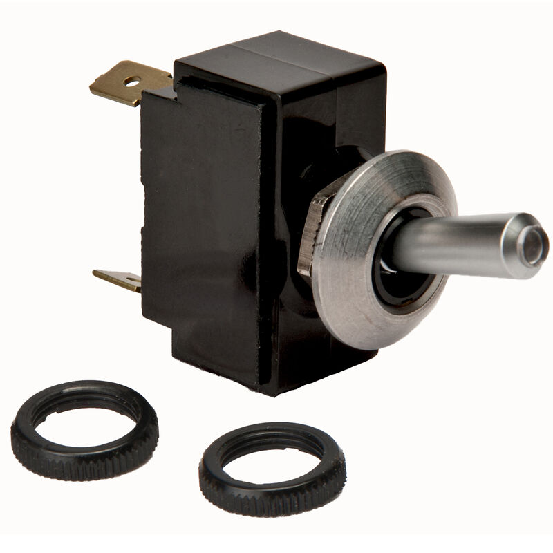 Sierra Toggle Switch On/Off SPST, Sierra Part TG23000 image number 1