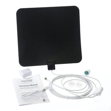 Winegard Rayzar Amplified Portable Indoor HD Antenna