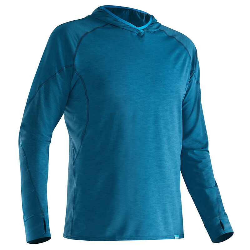 NRS Men's H2Core Silkweight Pullover Hoodie image number 1