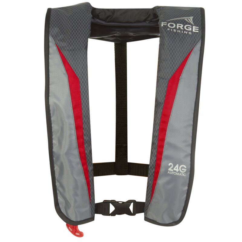 Forge Fishing 6F Automatic Inflatable PFD image number 5