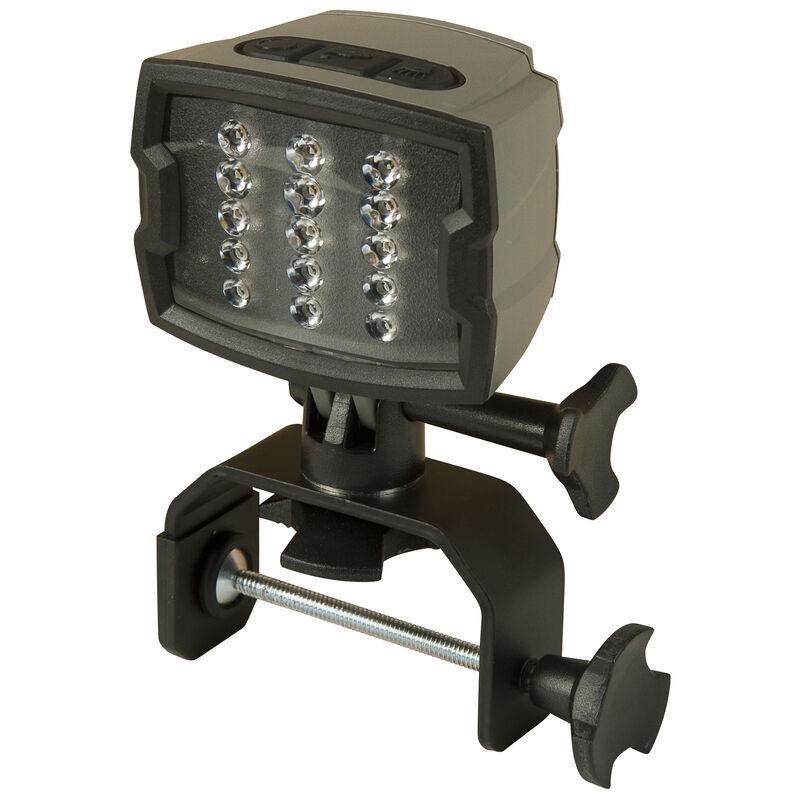 Attwood Multi-Purpose Portable LED Sport Light, gray image number 1
