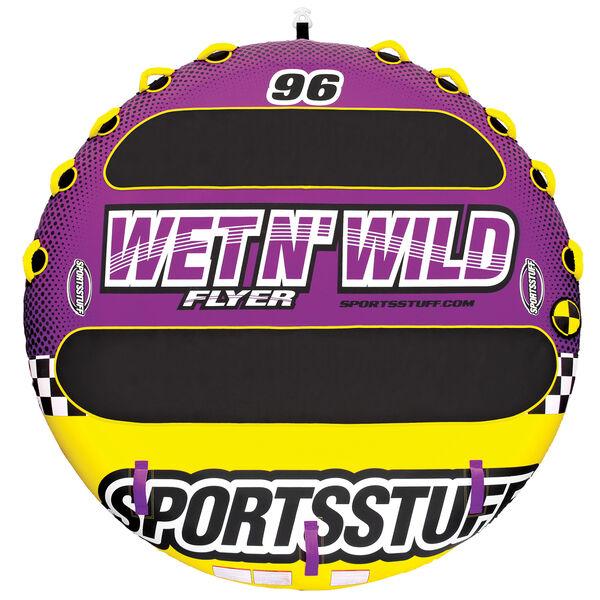 Sportsstuff Wet-N-Wild Flyer 4-Person Towable Tube