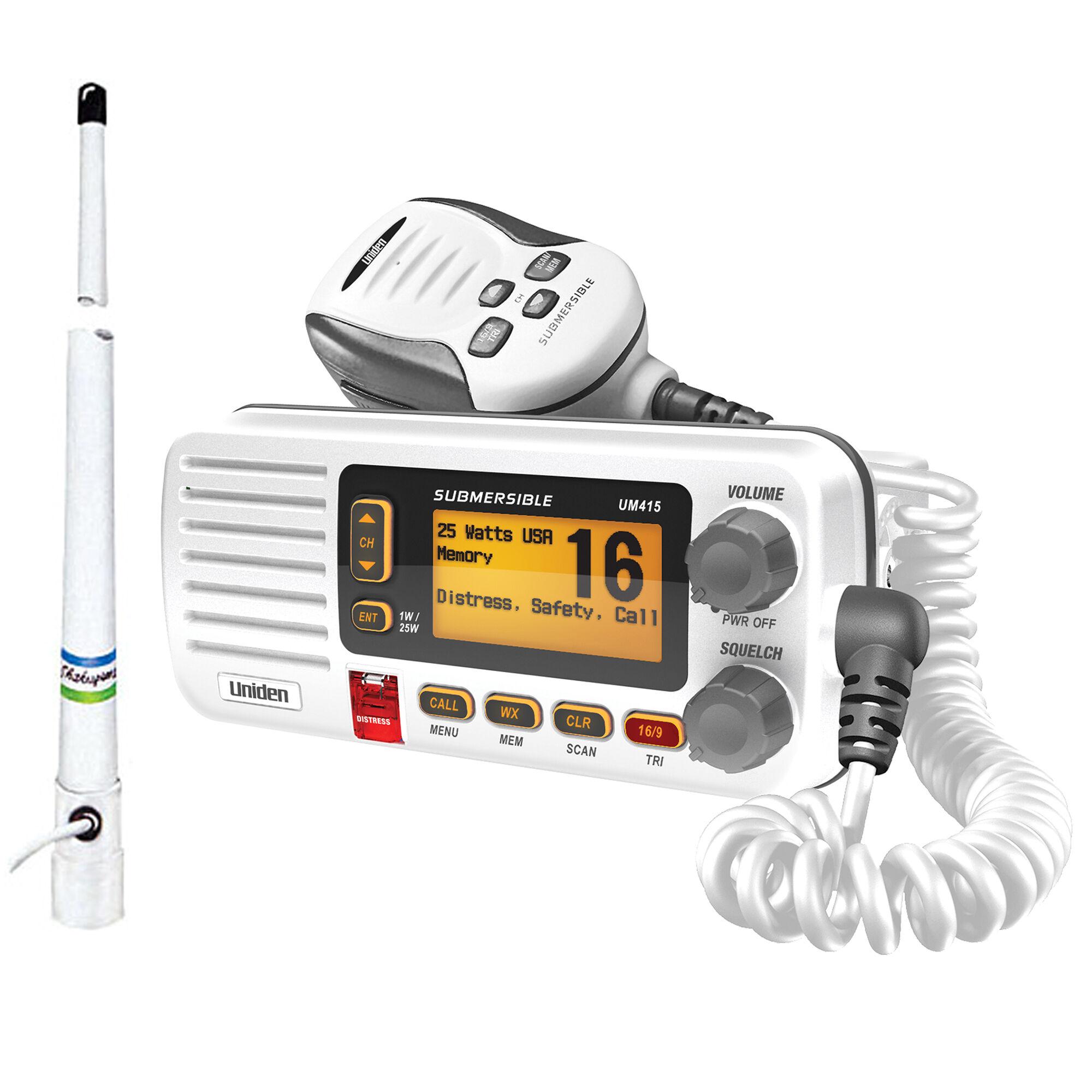 Shakespeare 5206-N 8/' VHF Antenna