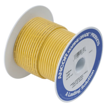 Ancor Marine Grade Battery Cable, 4 AWG, 250'