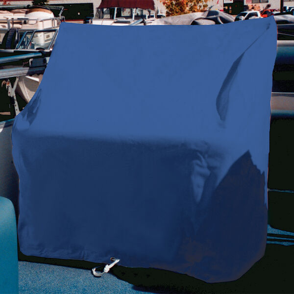 "Ripstop Polyester Swingback Cover, Navy Blue, Large (36""H x 40""W x 20""D)"