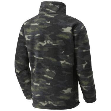 Columbia Boys' Zing III Full-Zip Fleece Jacket
