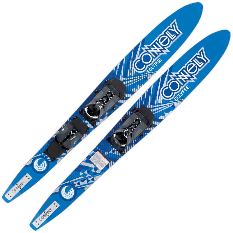 Connelly Eclypse Shaped Combo Waterskis image number 1