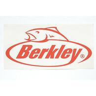 Berkley Fishing Decal