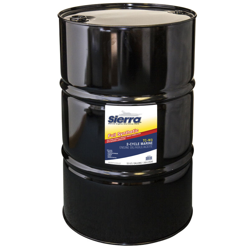 Sierra TC-W3 Synthetic Oil For OMC Engine, Sierra Part #18-9540-7 image number 1