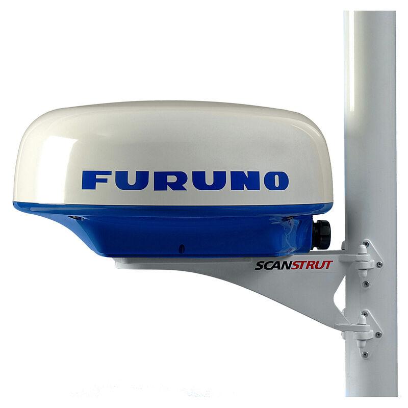 Scanstrut Mast Mount for Furuno/Geonav/Koden Radomes, Satcom Antennas, and More image number 1