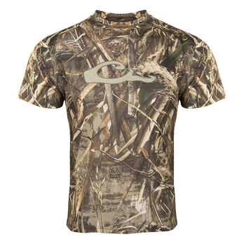 Drake Waterfowl Men's Performance Short-Sleeve Crew Tee