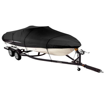 Imperial Pro Walk-Around Cuddy Cabin Outboard Boat Cover 21'5'' max. length