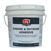G-Floor Marine And Outdoor Adhesive, 4 Gallons