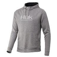 Huk Men's Fin Fleece Hoodie