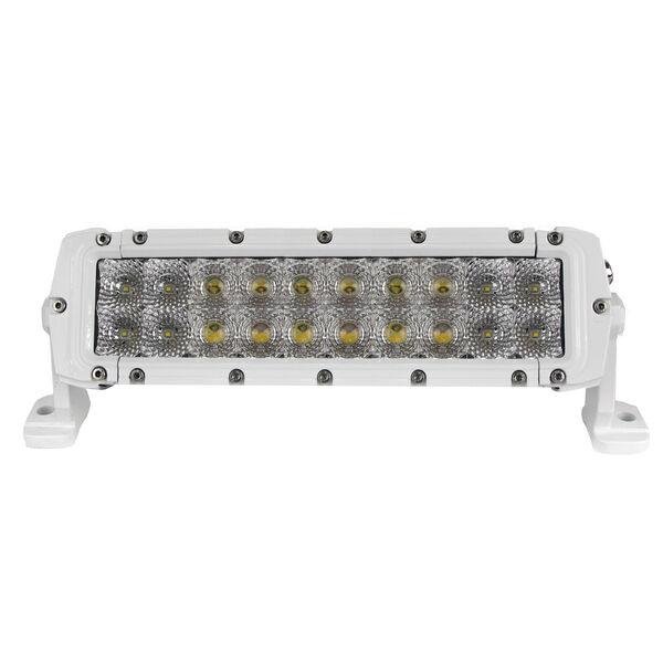 "Marine Sport HD Dual Row 12"" LED Light Bar, White"