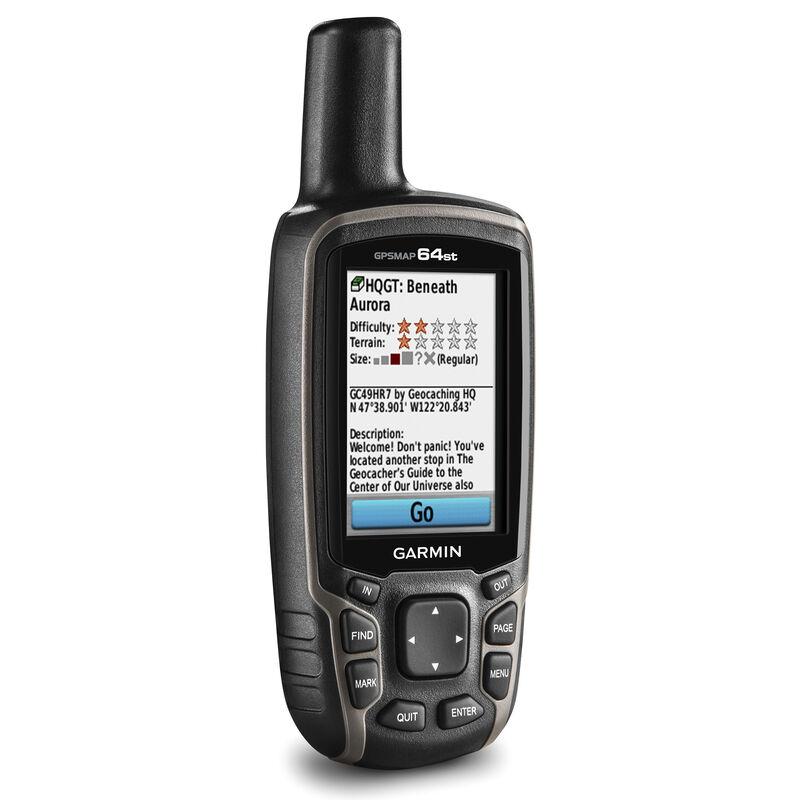 Garmin GPSMAP 64st Handheld GPS image number 3