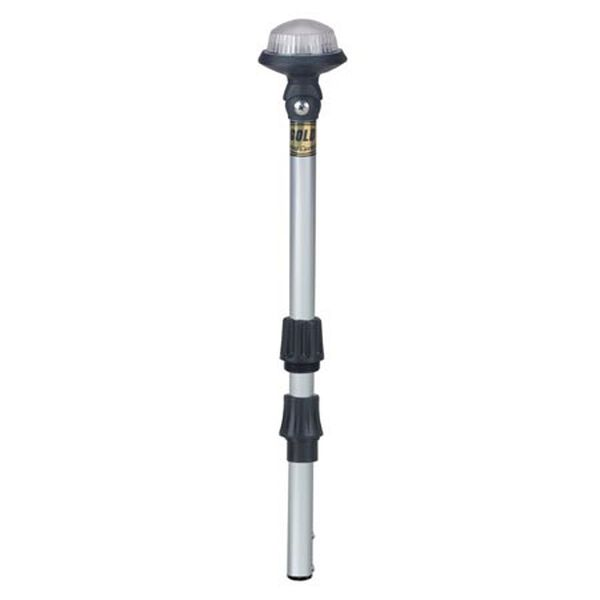 """Perko 48"""" Universal Replacement White All-Round Pole Boat Light"""