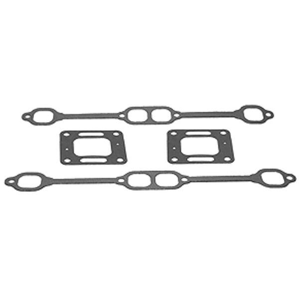 Sierra Exhaust Manifold Gasket Set For OMC Engine, Sierra Part #18-4369